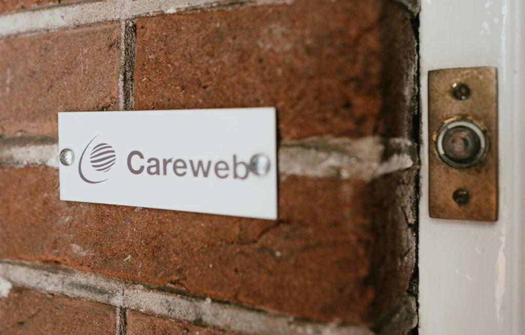 careweb voordeur